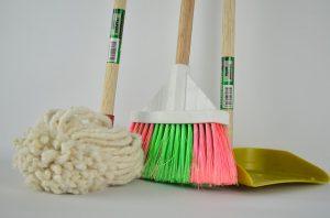 Fare affari con un'impresa di pulizia