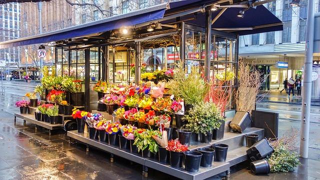 Aprire un negozio di fiori: il business plan