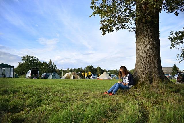 Come aprire un camping estivo per ragazzi: il business plan