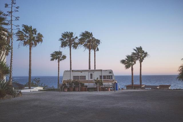 Aprire un'area di sosta per camper: business plan da seguire